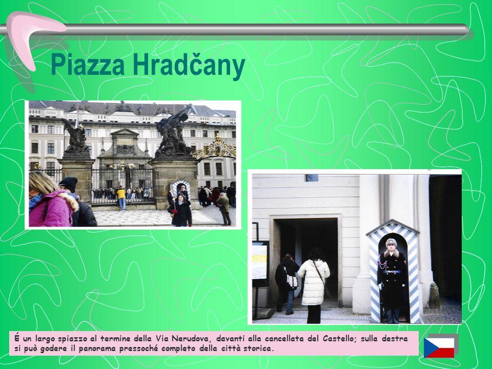 Piazza Hradčany