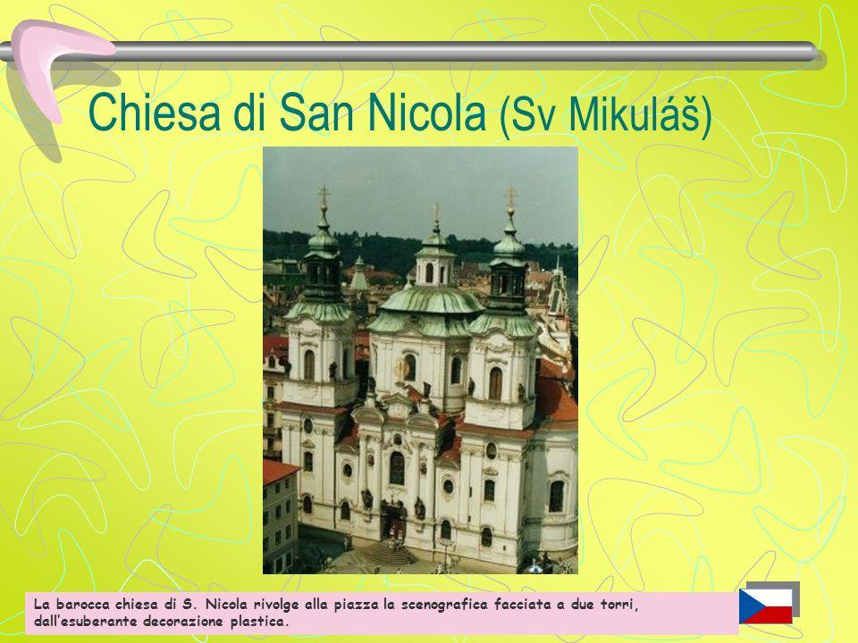 Chiesa di San Nicola (Sv Mikuláš)