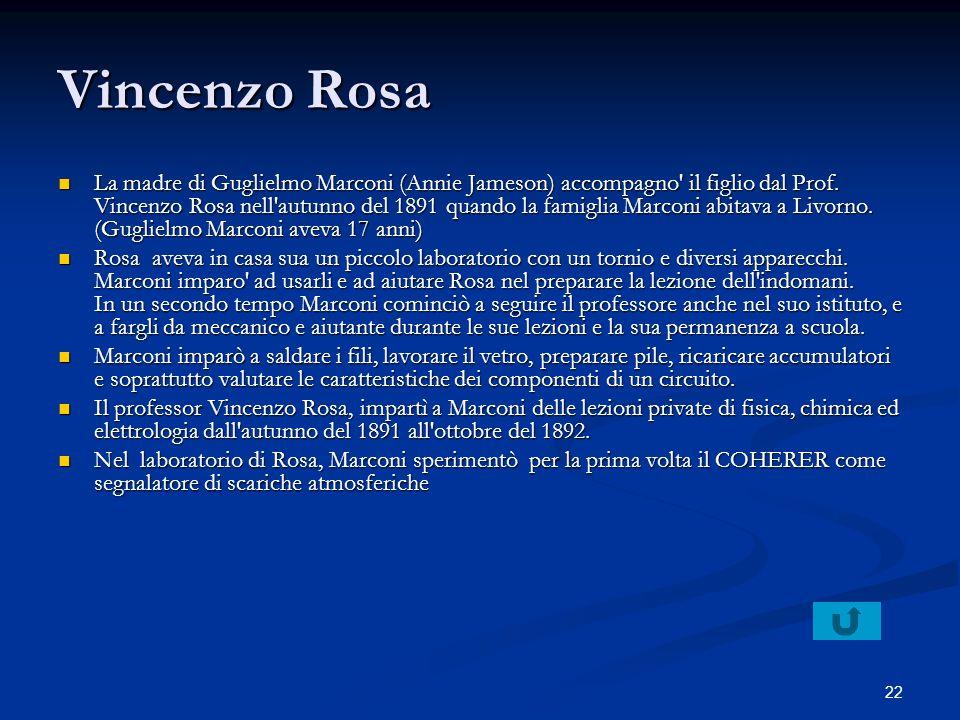 Vincenzo Rosa