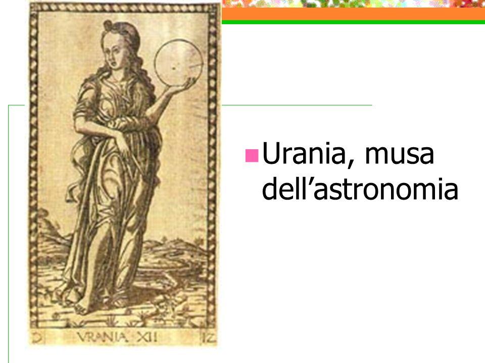 Urania, musa dell'astronomia