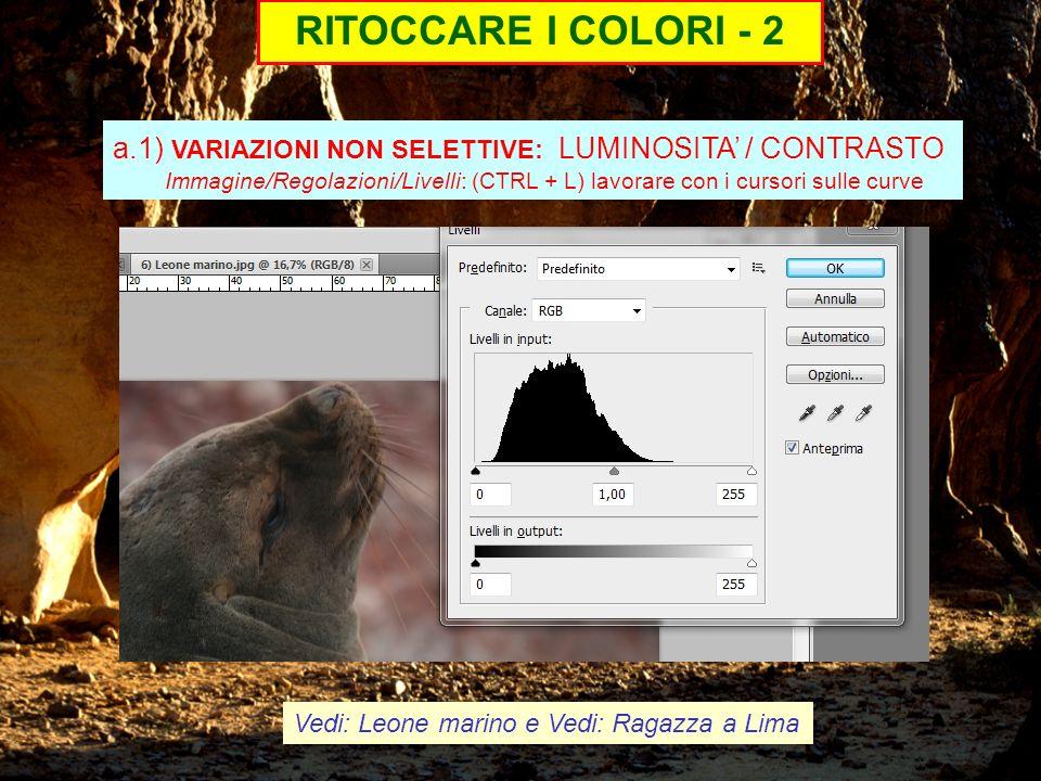 RITOCCARE I COLORI - 2