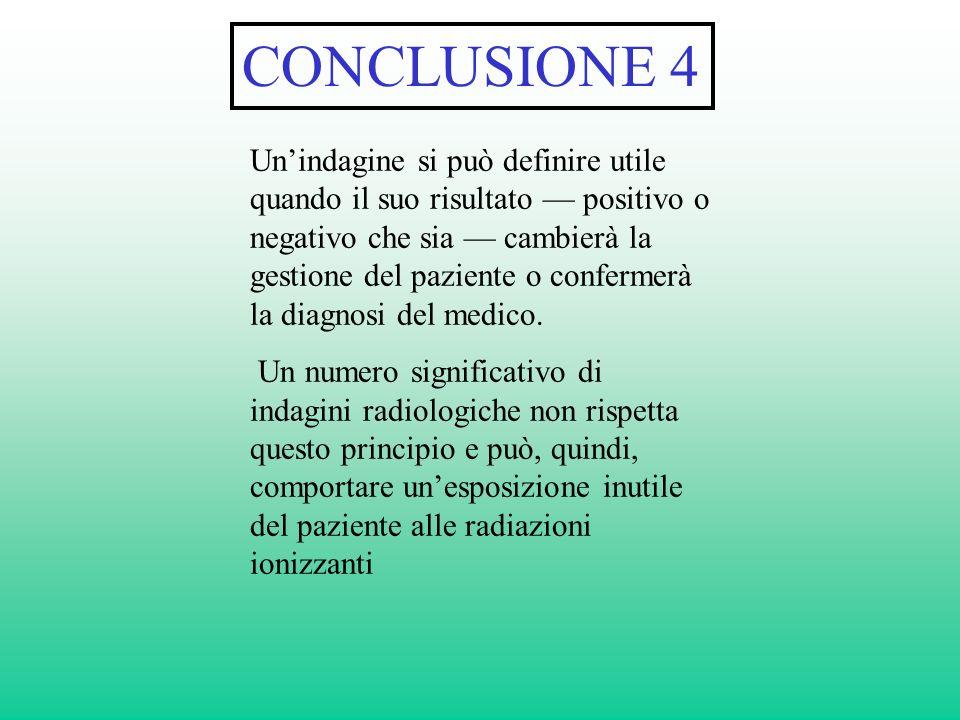 CONCLUSIONE 4