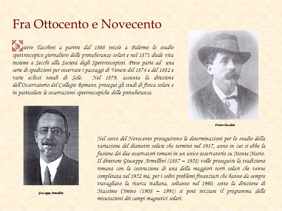 Fra Ottocento e Novecento