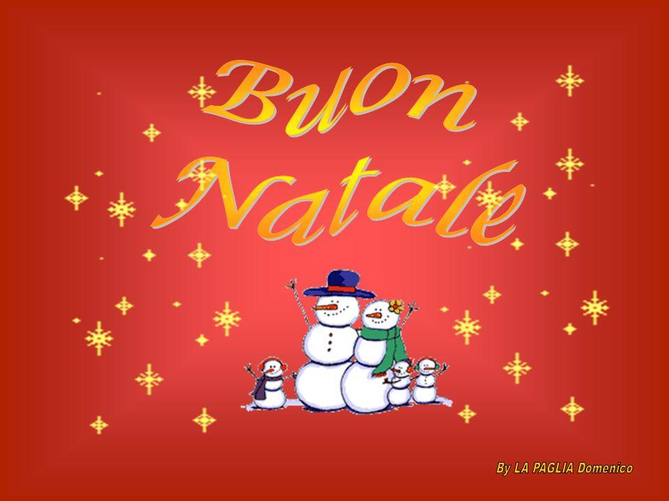 Buon Natale By LA PAGLIA Domenico