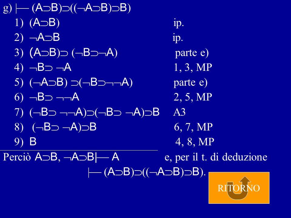 g) | (AB)((AB)B) 1) (AB) ip. 2) AB ip.