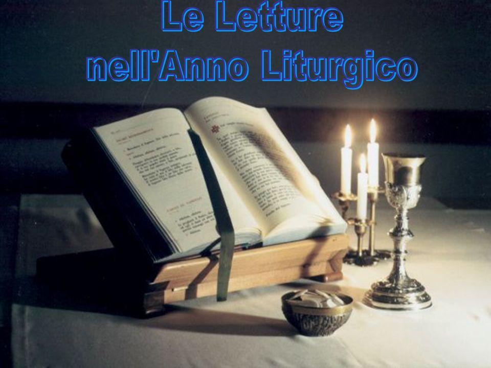 Le Letture nell Anno Liturgico
