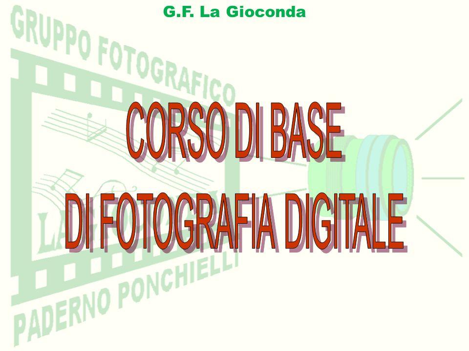 DI FOTOGRAFIA DIGITALE