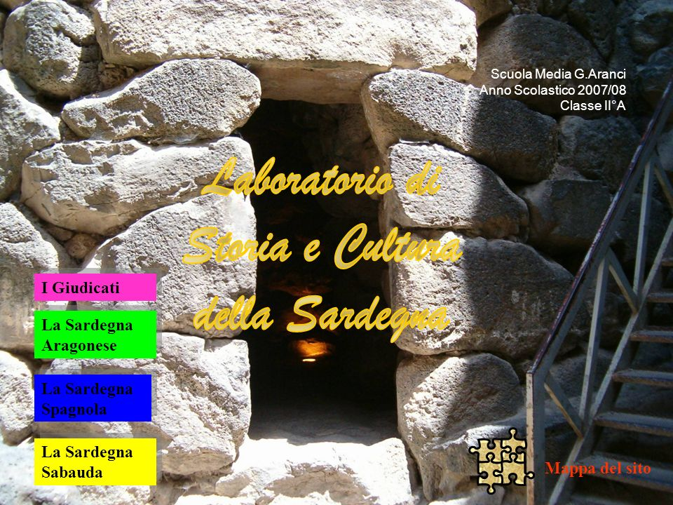 Scuola Media G.Aranci Anno Scolastico 2007/08 Classe II°A