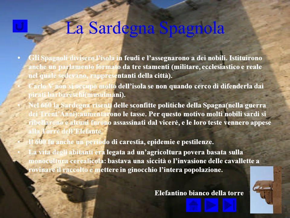 La Sardegna Spagnola