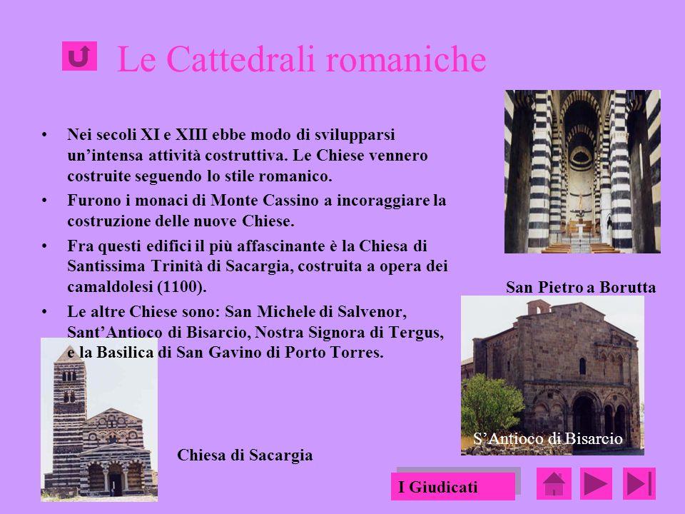 Le Cattedrali romaniche