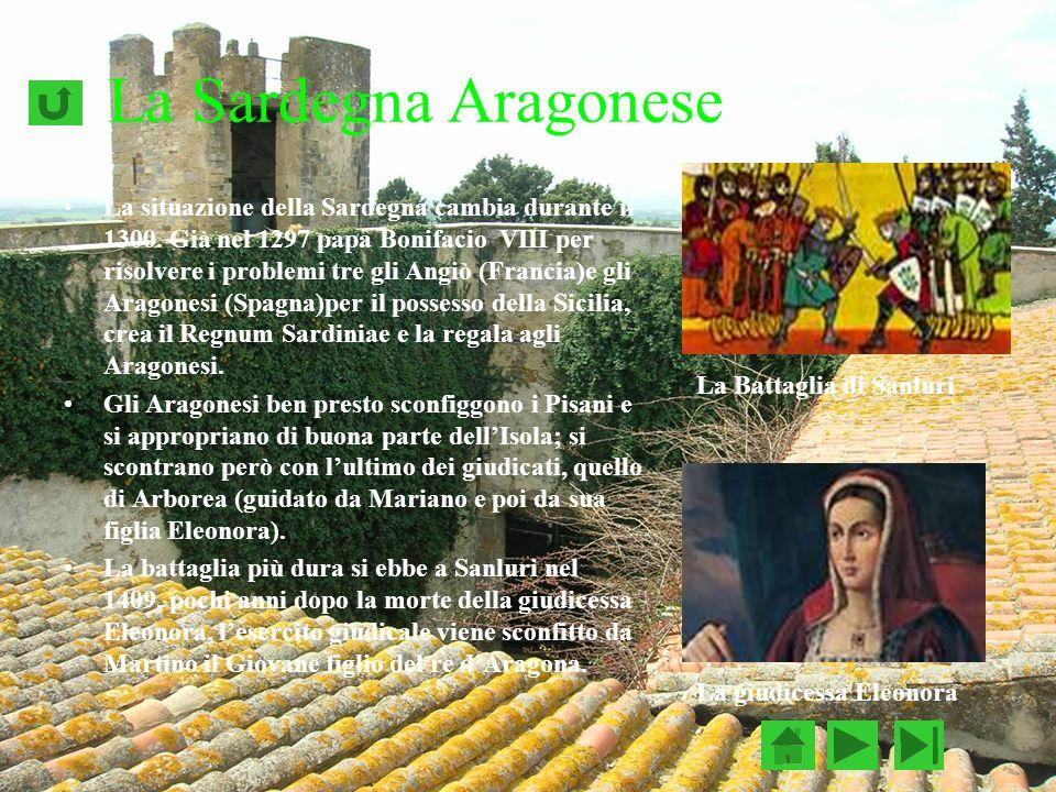 La Sardegna Aragonese