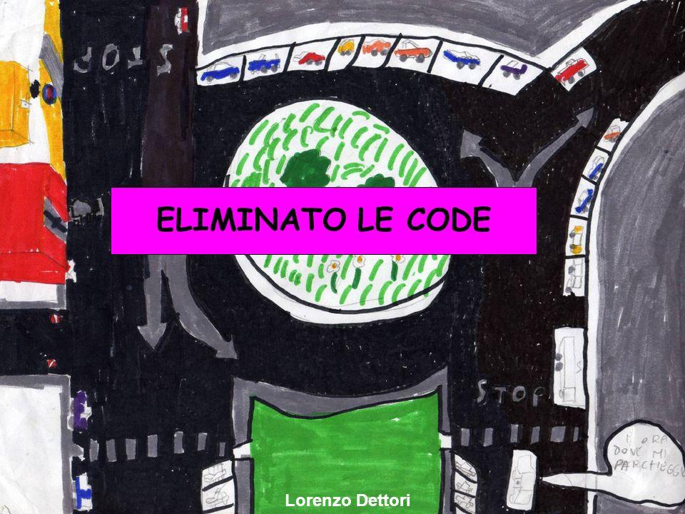ELIMINATO LE CODE Lorenzo Dettori