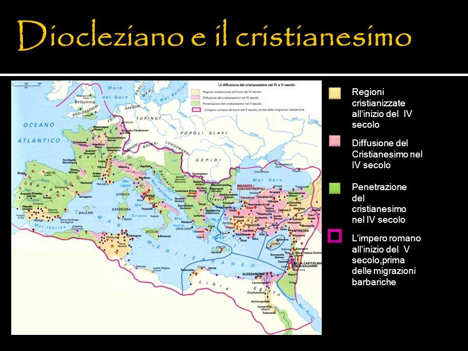Diocleziano e il cristianesimo