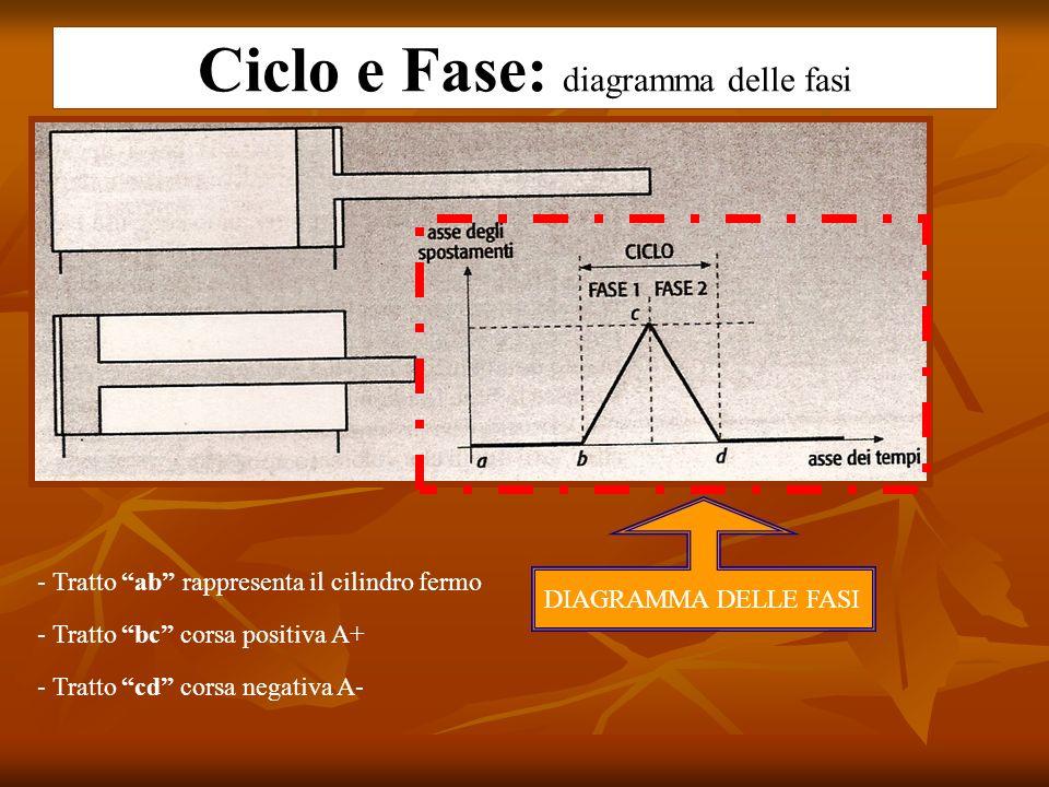 Ciclo e Fase: diagramma delle fasi
