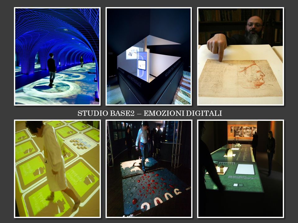STUDIO BASE2 – EMOZIONI DIGITALI