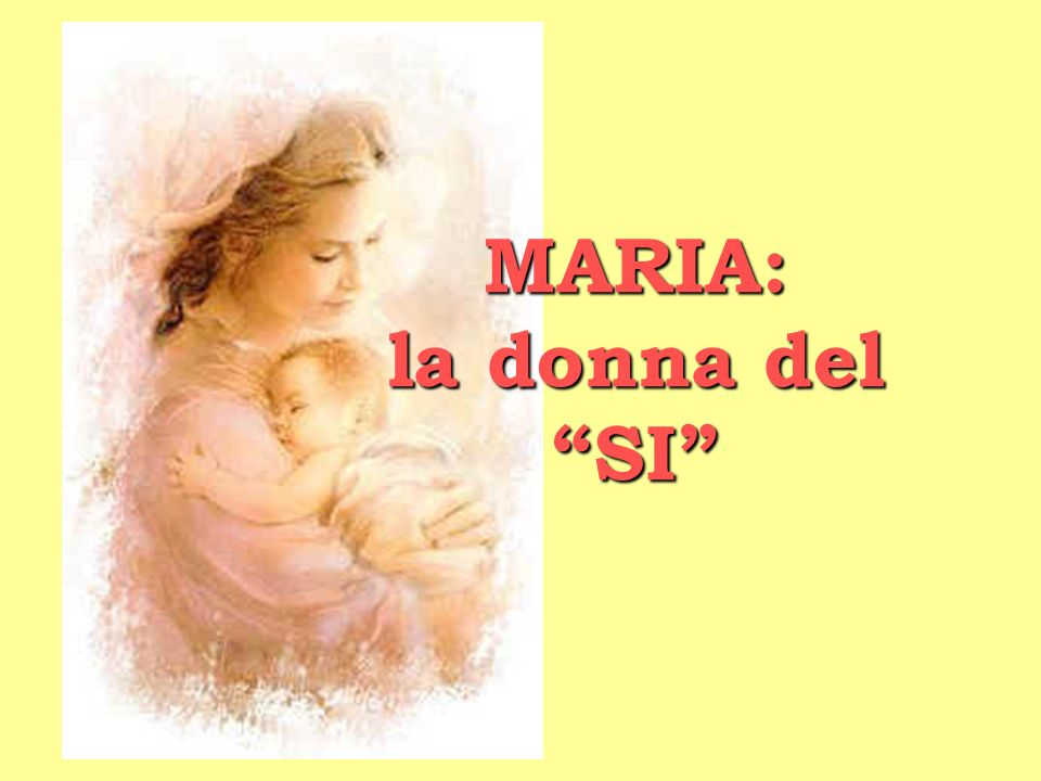 Maria La Donna Del Si Ppt Video Online Scaricare