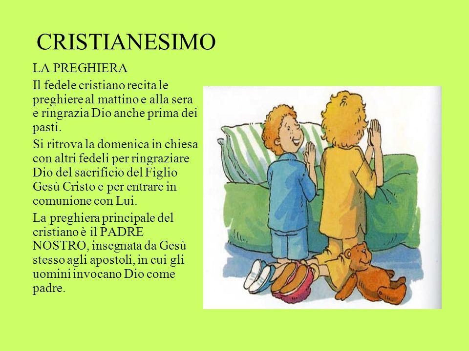 CRISTIANESIMO LA PREGHIERA