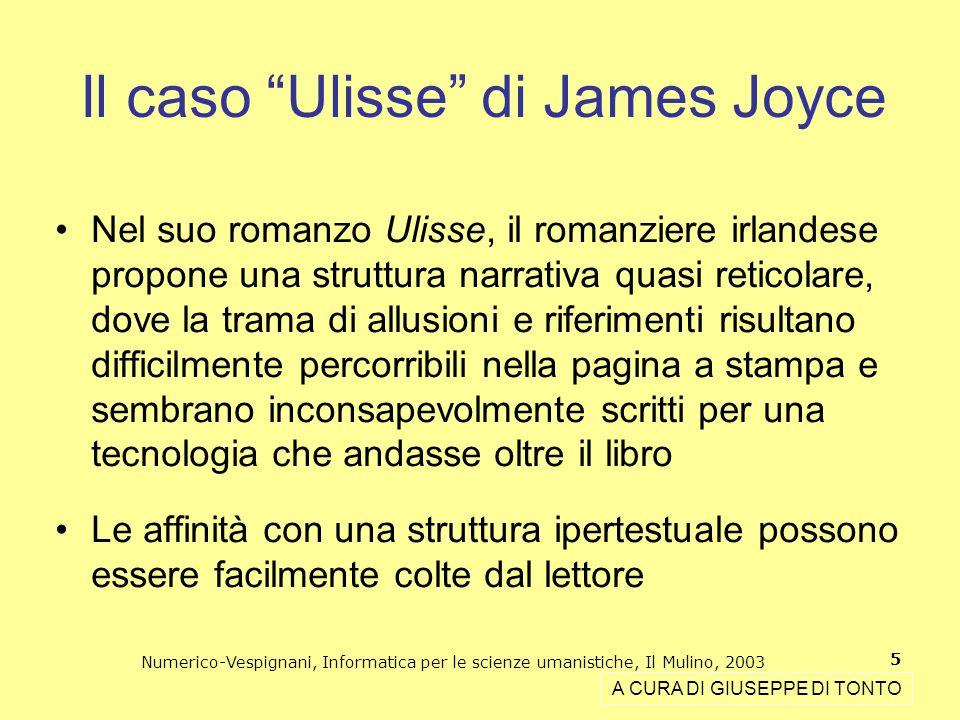 Il caso Ulisse di James Joyce