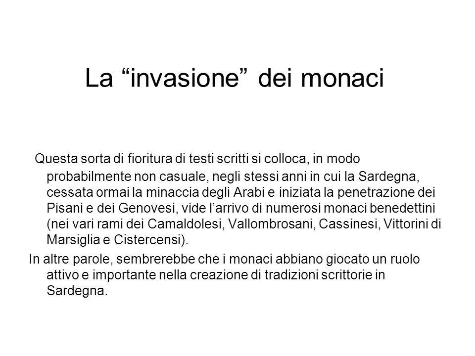 La invasione dei monaci