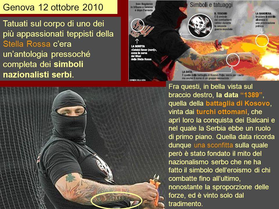 Genova 12 ottobre 2010
