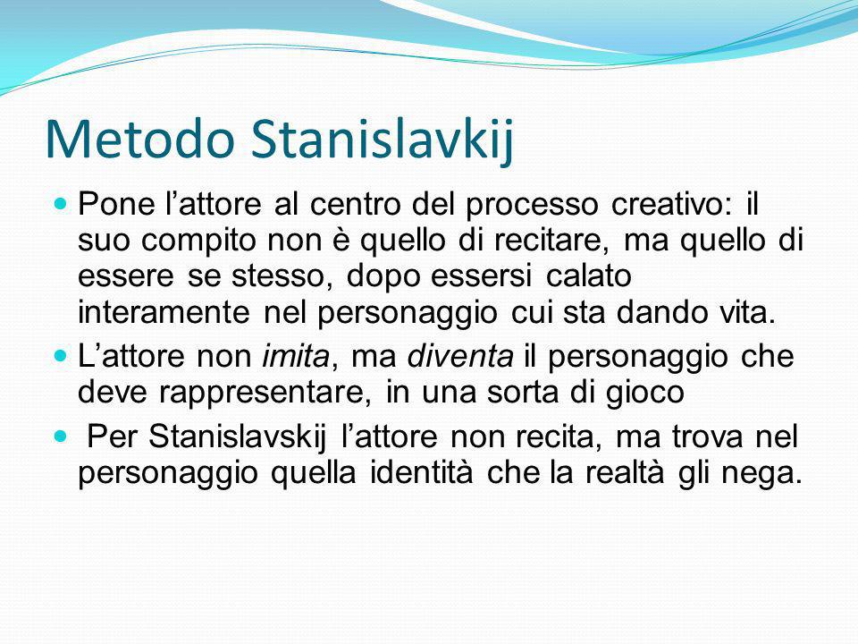 Metodo Stanislavkij
