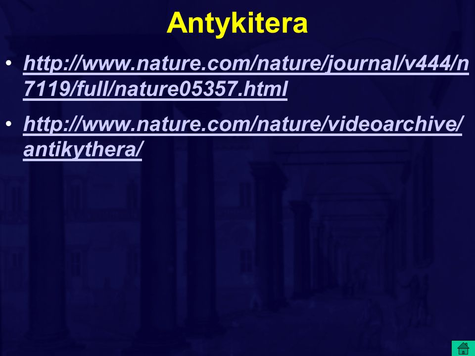 Antykitera http://www.nature.com/nature/journal/v444/n 7119/full/nature05357.html.