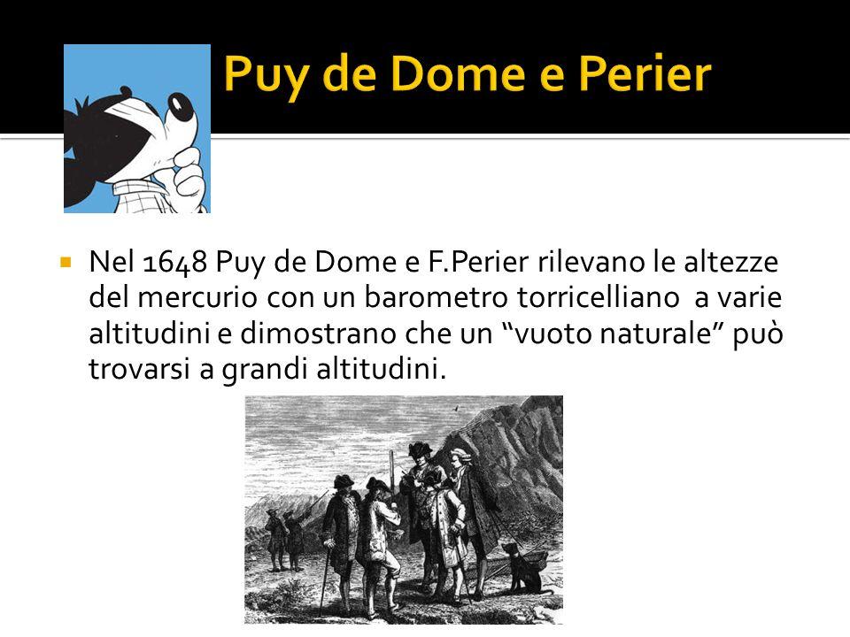 Puy de Dome e Perier