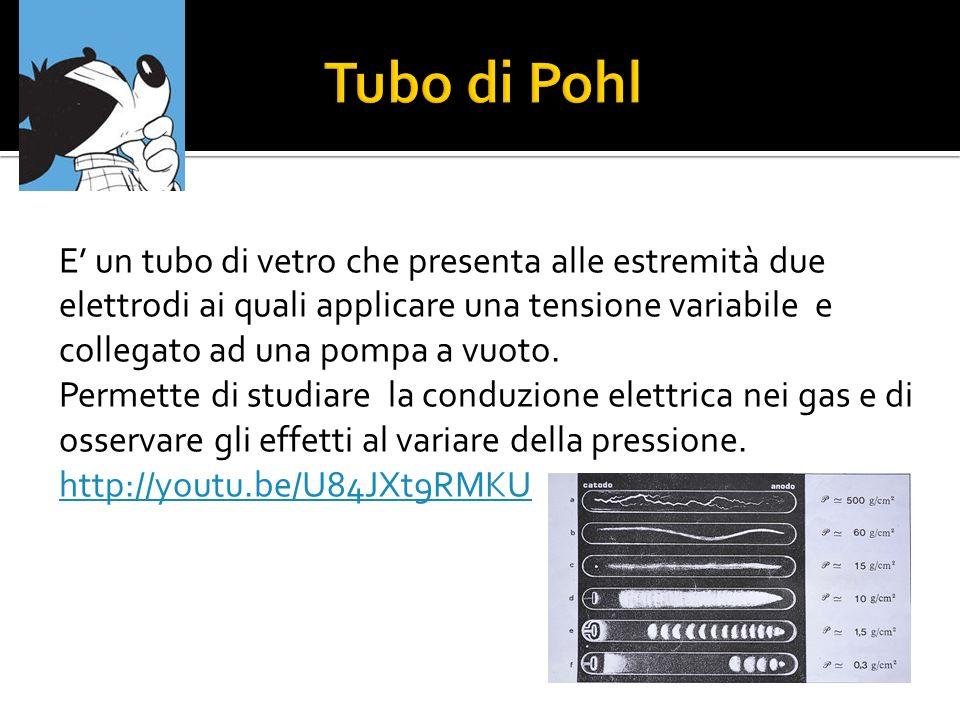 Tubo di Pohl