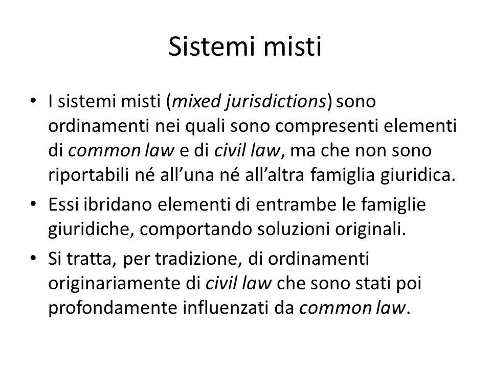 Sistemi misti