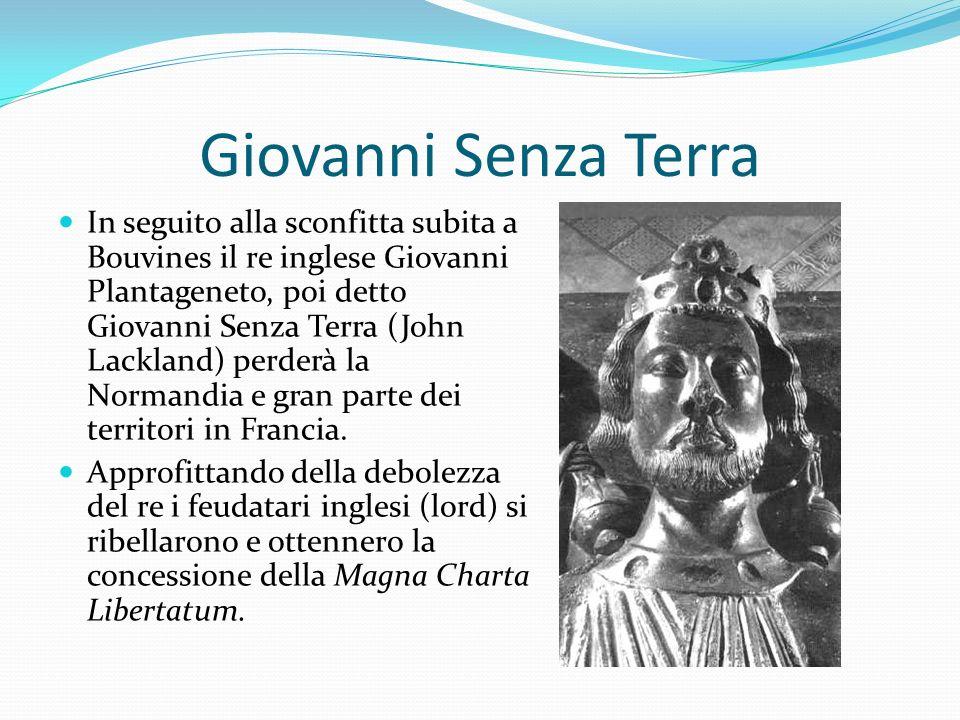 Giovanni Senza Terra