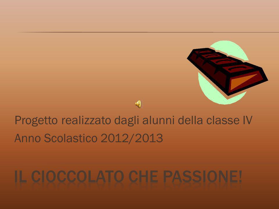 Il cioccolato che passione!