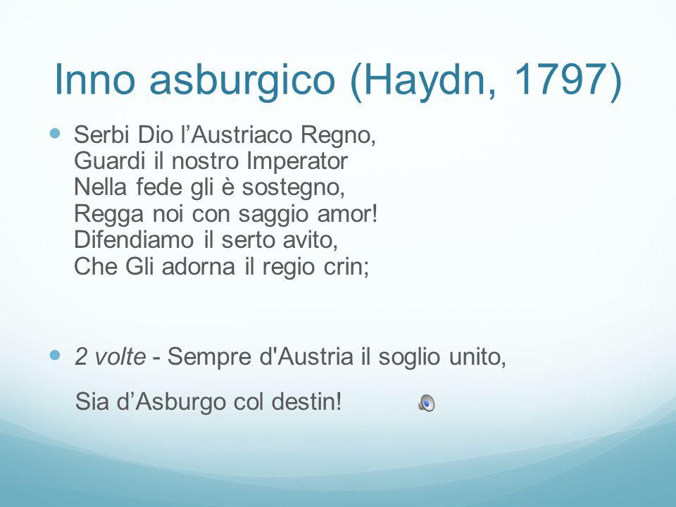 Inno asburgico (Haydn, 1797)
