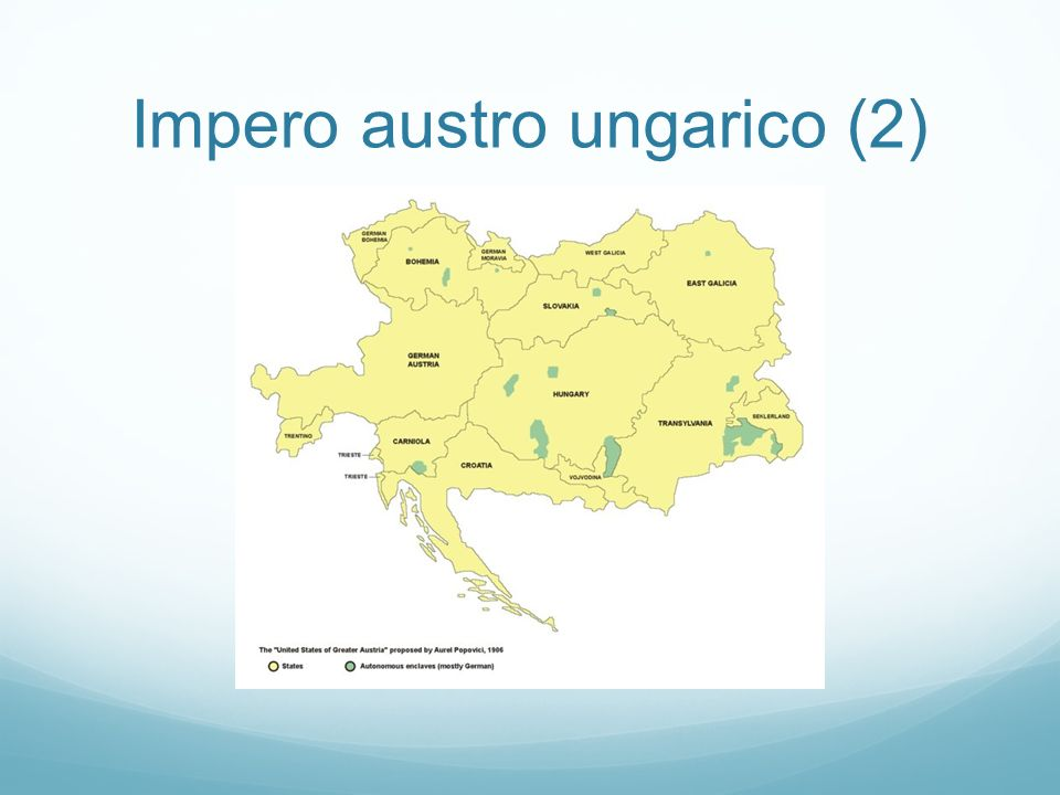 Impero austro ungarico (2)