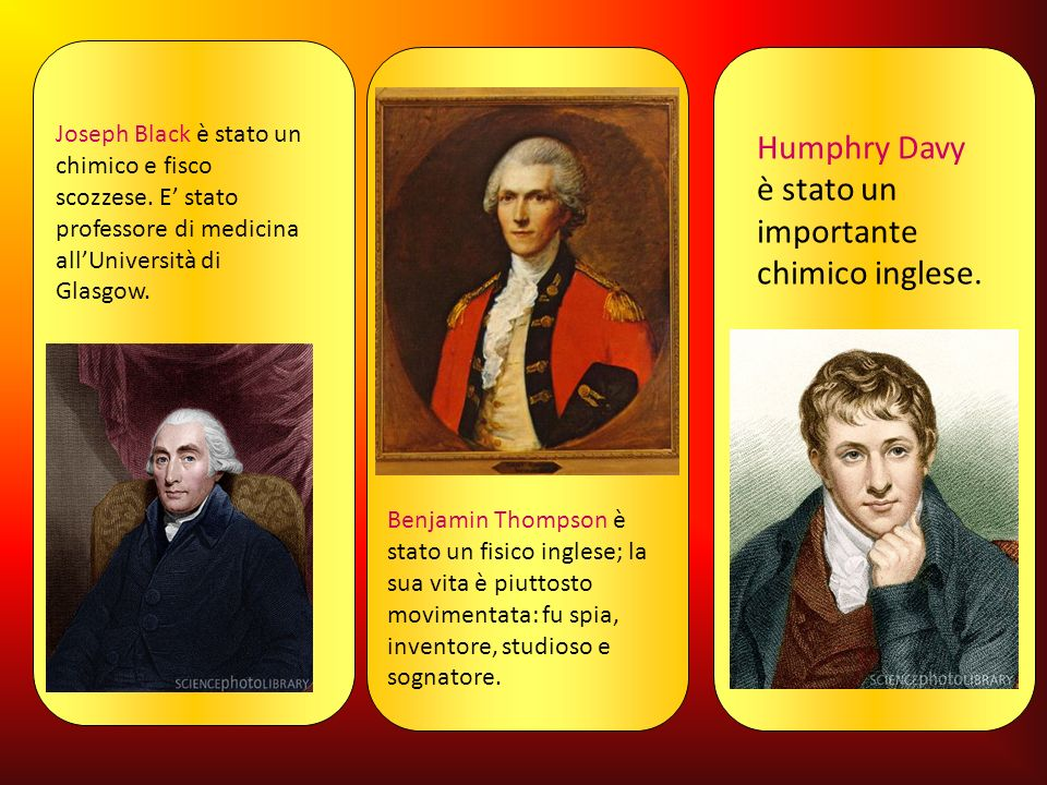 Humphry Davy è stato un importante chimico inglese.
