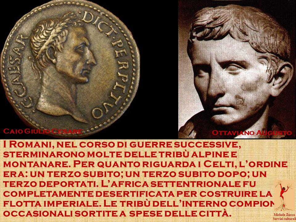 Caio Giulio Cesare Ottaviano Augusto.