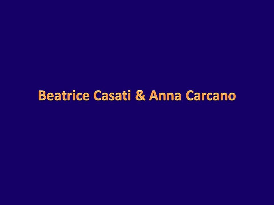 Beatrice Casati & Anna Carcano