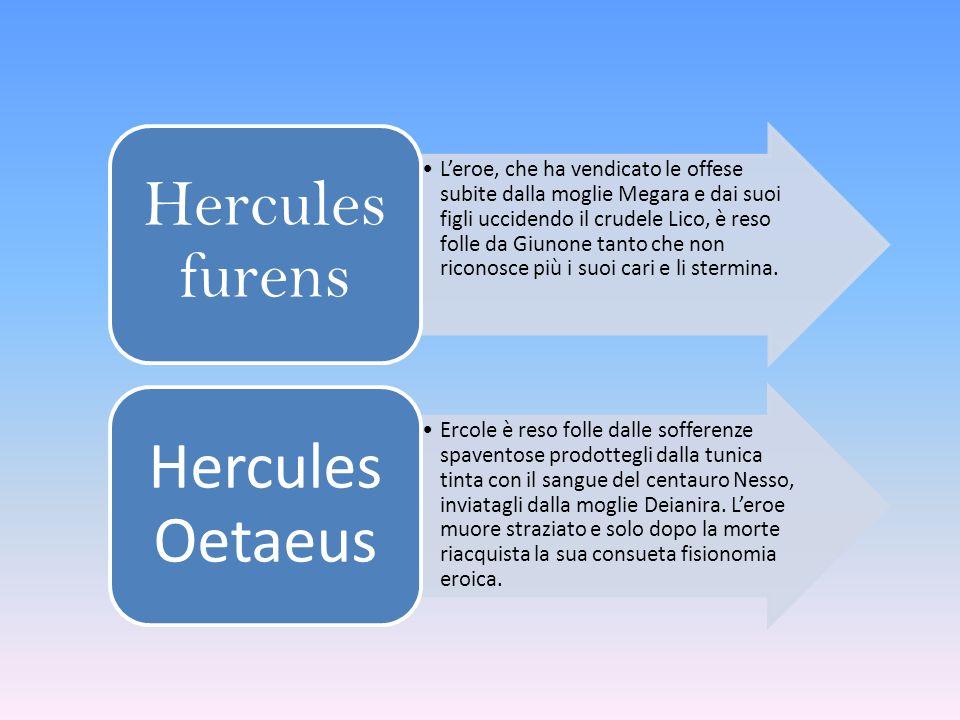 Hercules furens Hercules Oetaeus
