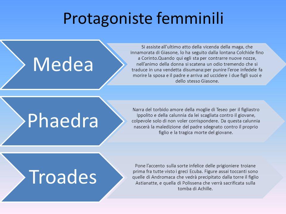 Protagoniste femminili