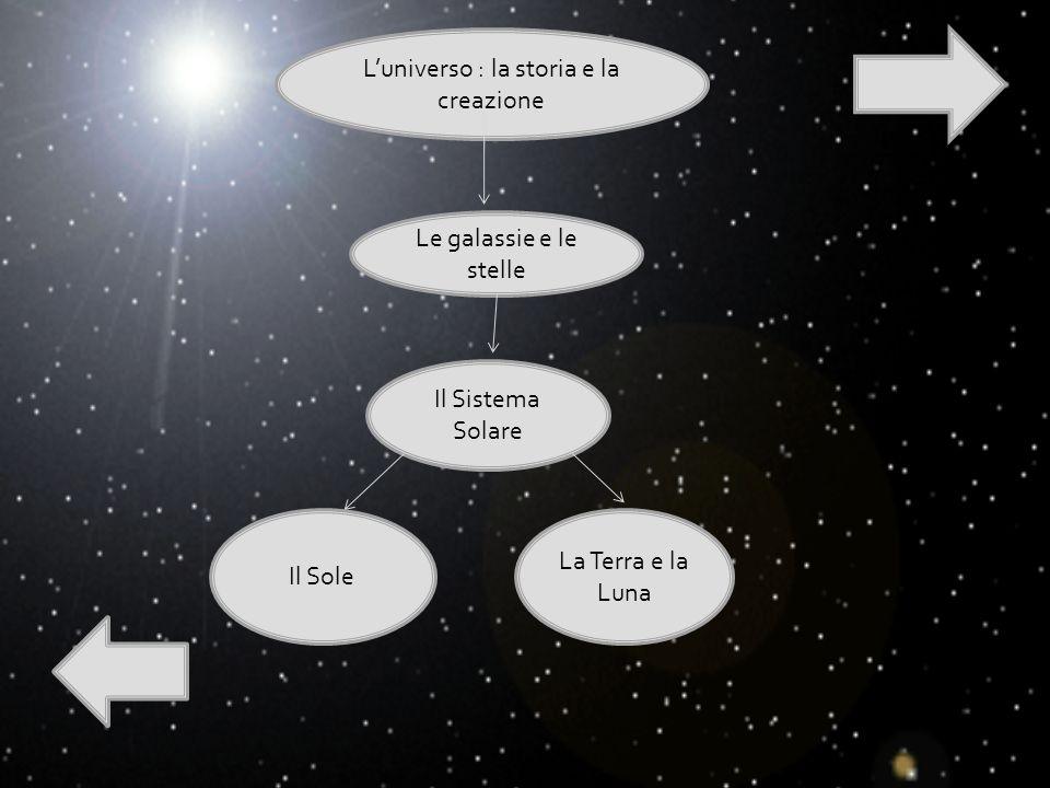 L'universo : la storia e la creazione