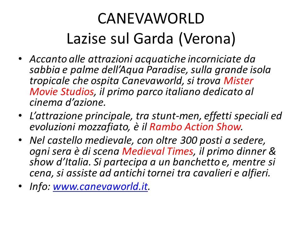 CANEVAWORLD Lazise sul Garda (Verona)