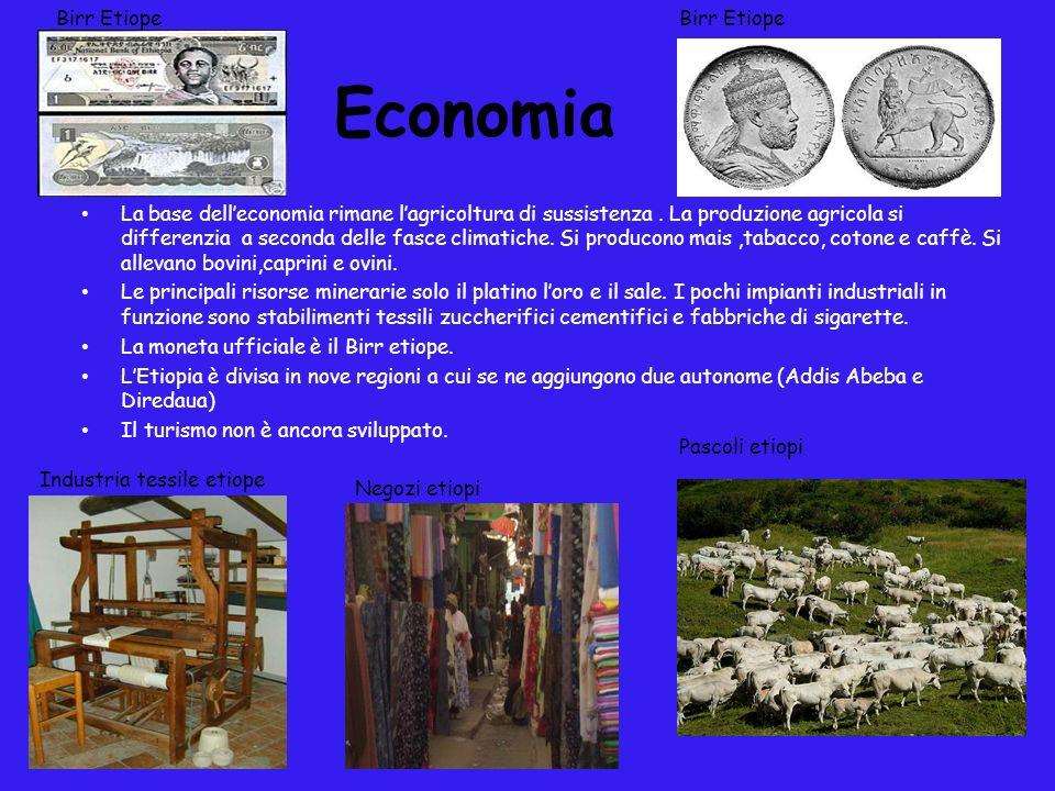 Economia Birr Etiope Birr Etiope