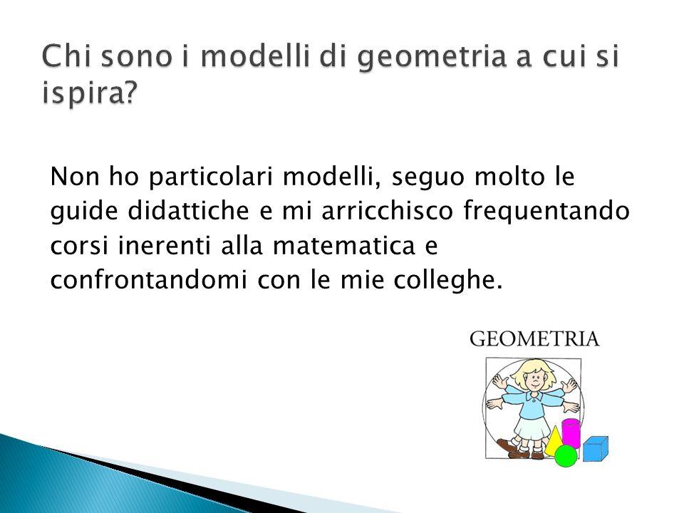Chi sono i modelli di geometria a cui si ispira