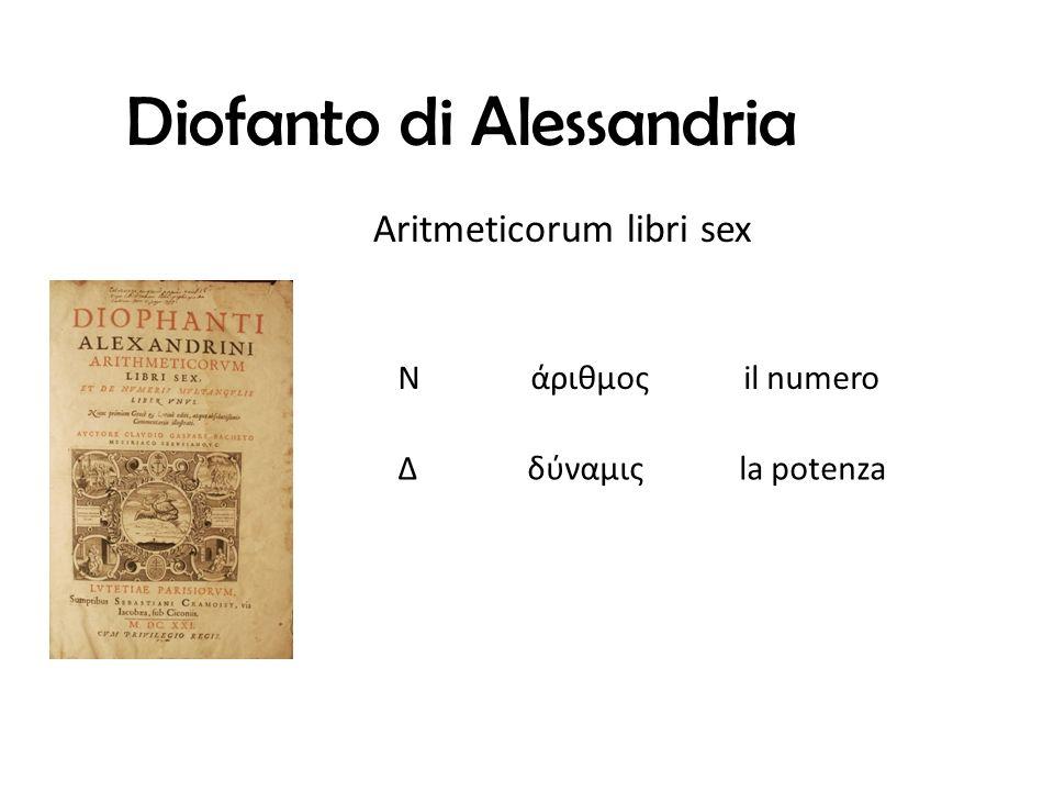 Diofanto di Alessandria