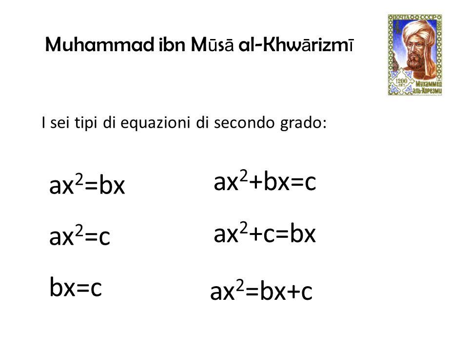 ax2+bx=c ax2=bx ax2+c=bx ax2=c bx=c ax2=bx+c