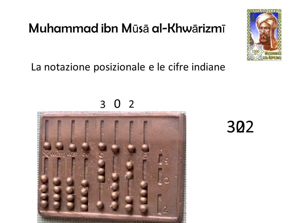 302 32 Muhammad ibn Mūsā al-Khwārizmī