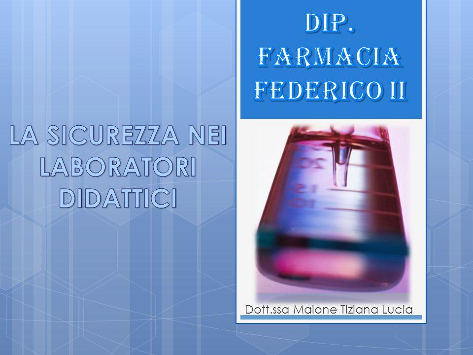 Dip. Farmacia federico II