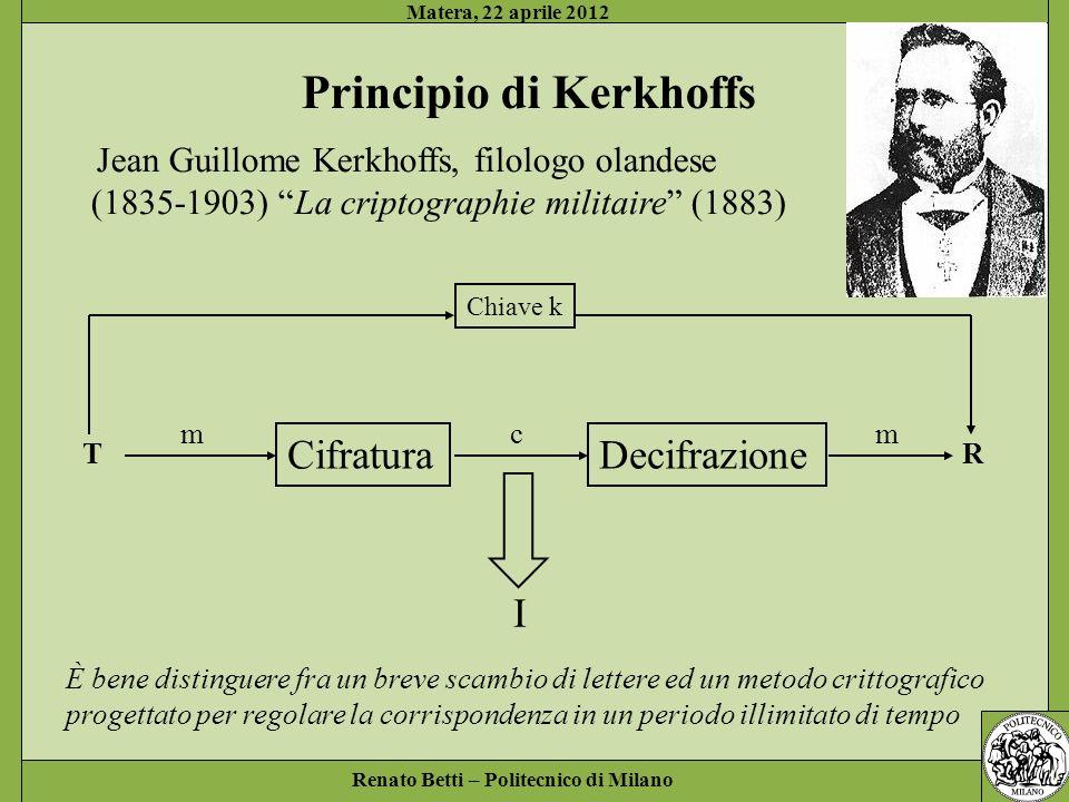 Principio di Kerkhoffs
