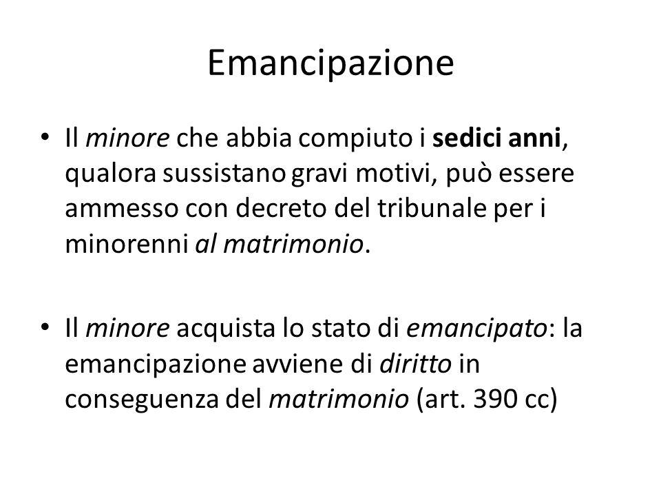 Emancipazione