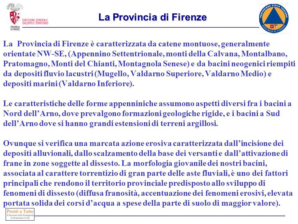 La Provincia di Firenze