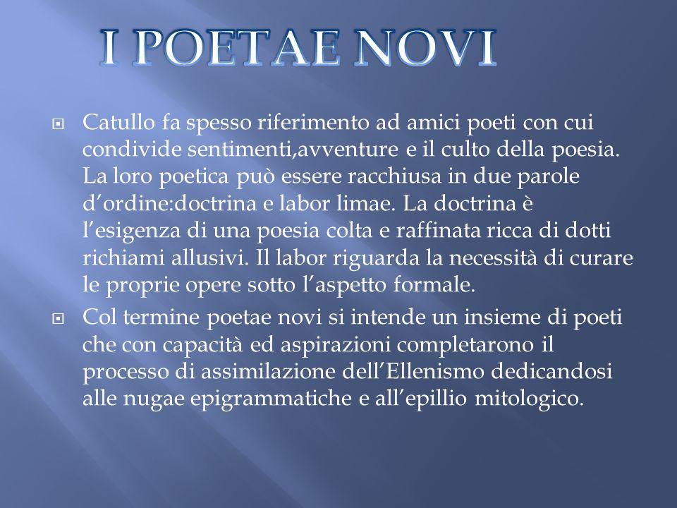 I POETAE NOVI